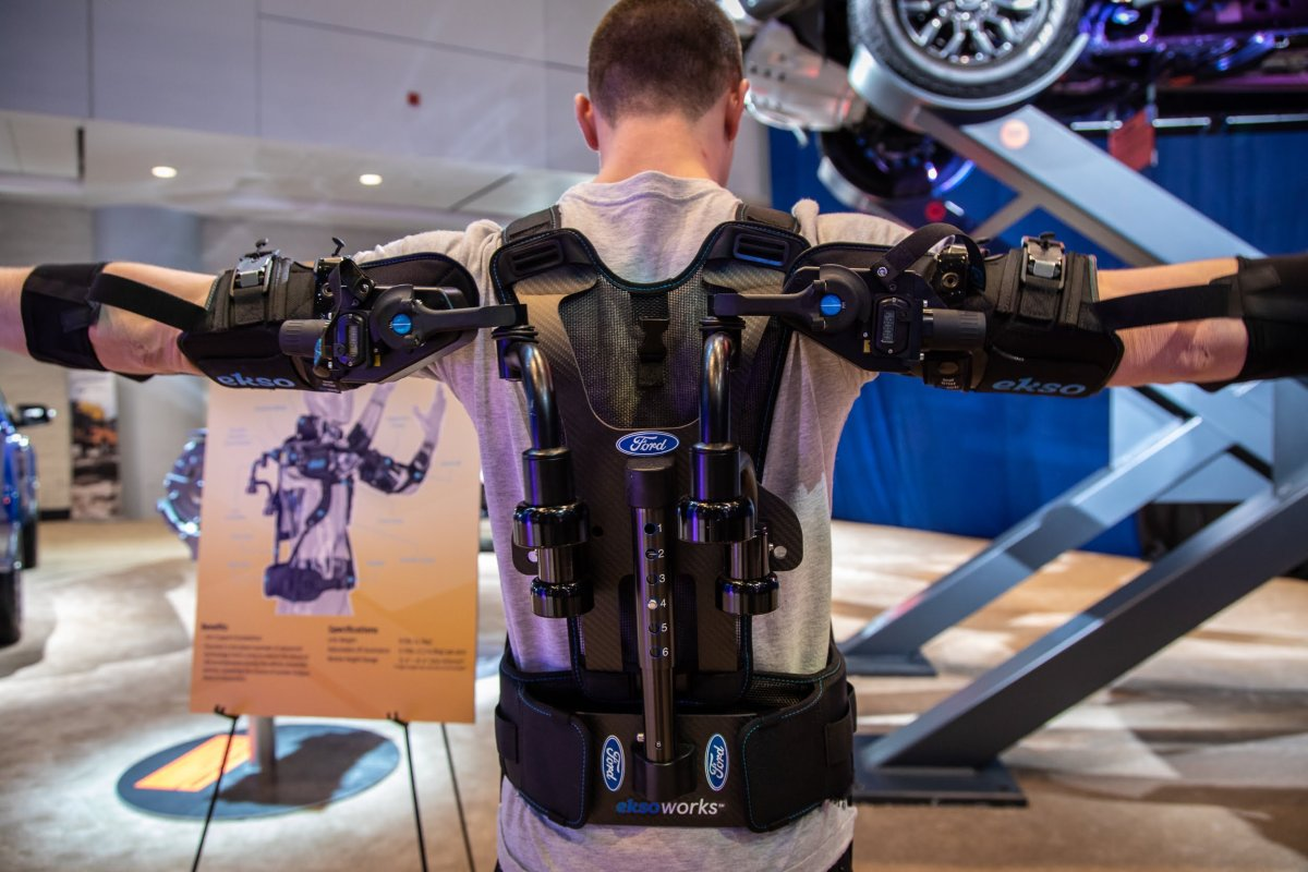 Ford & Lincoln technology in the spotlight at CIAS 2019